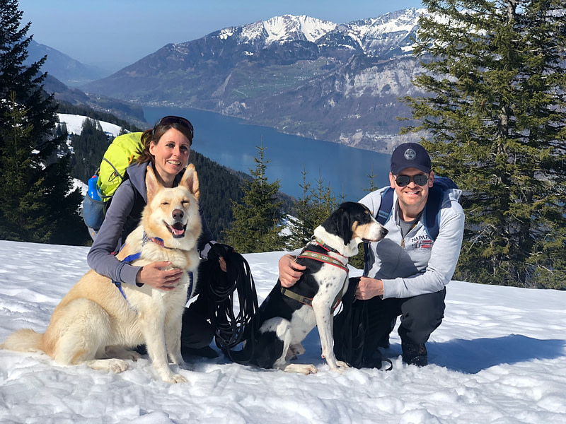 Familie Berge Pepper Paws Pepper Paws